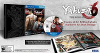 игра Yakuza 6 The Song of Life Essence of Art Edition PS4