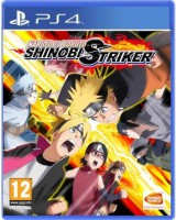 игра Naruto to Boruto Shinobi Striker PS4 - русская версия
