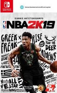 игра NBA 2K19 Nintendo Swich