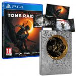 игра Shadow of the Tomb Raider Steelbook Edition PS4 - Русская версия