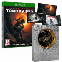 игра Shadow of the Tomb Raider Steelbook Edition  Xbox One