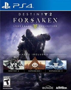 игра Destiny 2 Forsaken Legendary Collection PS4 - Русская версия