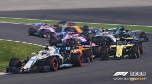 скриншот F1 2018 Headline Edition - Издание 'Герой заголовков' PS4 #2