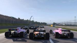 скриншот F1 2018 Headline Edition - Издание 'Герой заголовков' PS4 #6