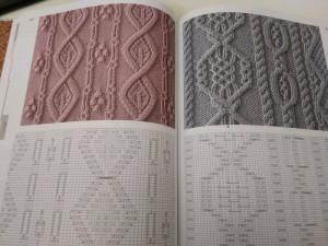 фото страниц Большая книга японских узоров. 260 необычных схем для вязания спицами #7