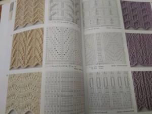 фото страниц Большая книга японских узоров. 260 необычных схем для вязания спицами #6