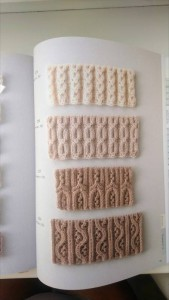 фото страниц Большая книга японских узоров. 260 необычных схем для вязания спицами #9