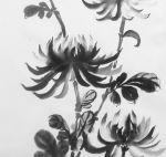 фото страниц Японская живопись тушью в стиле суйбоку #2
