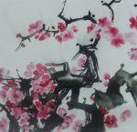 фото страниц Японская живопись тушью в стиле суйбоку #8
