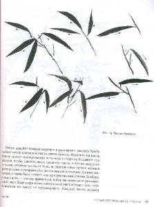 фото страниц Японская живопись тушью в стиле суйбоку #5
