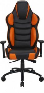 кресло Кресло геймерское Hator Hypersport (HTC-942) Black/Orange