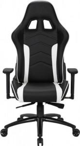 кресло Кресло геймерское Hator Sport (HTC-922) Black/White