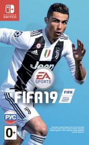игра FIFA 19 - Nintendo Switch - Русская версия