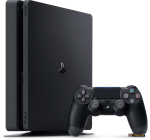 фото PlayStation 4 Slim 1TB (CUH-2108B) Bundle + игра God of War NEW (PS4) #2