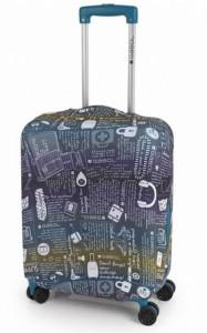 Чехол для чемодана Gabol (L) Multi Colour (925010)