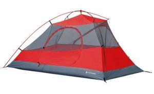фото Палатка Ferrino Flare 2 (8000) Red (925739) #2