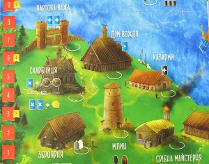 фото Настільна гра Garphill Games 'Вікінги Північного Моря' (2919) #10