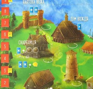 фото Настільна гра Garphill Games 'Вікінги Північного Моря' (2919) #15