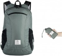 Рюкзак компактный NatureHike 'Ultralight' 18 л Backpack Gray (NH17A012-B)