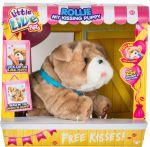 Интерактивная игрушка Moose 'Щенок Ролли' Люблю целоваться '(28669)