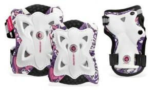 Защита Powerslide 2018 PRO Butterfly Tri-Pack, Size XS (906012)
