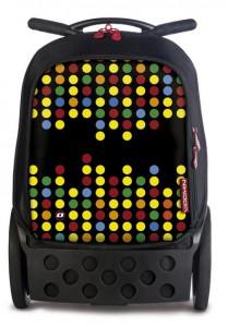 Рюкзак на колесах NIKIDOM Technodots, серии ROLLER (NKD-9016)