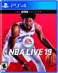игра NBA Live 2019 PS4