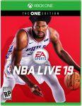 игра NBA Live 2019 Xbox One