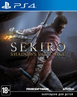 игра Sekiro: Shadows Die Twice PS4 - Русская версия