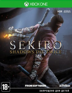 игра Sekiro: Shadows Die Twice Xbox One