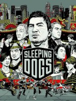 Игра Ключ для Sleeping Dogs. Standart edition - RU