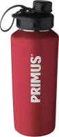 Фляга Primus TrailBottle 1.0L S.S. Red