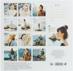 фото страниц Ах Астахова. Перекидной календарь на 2019 год на 16 месяцев #4