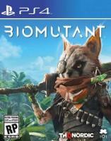 игра Biomutant PS4 - Русская версия