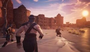 скриншот Conan Exiles PS4 - русская версия #3
