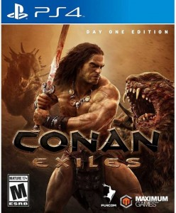 игра Conan Exiles PS4 русская версия