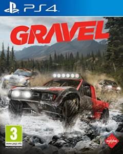игра Gravel PS4