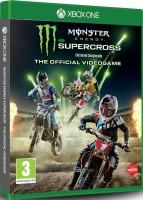 игра Monster Energy Supercross (Xbox One)