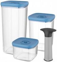 Подарок Набор вакуумных контейнеров с помпой BergHOFF Leo 4 шт (3950128)