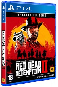 скриншот Red Dead Redemption 2: Special Edition PS4 - русская версия #2