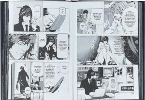 фото страниц Death Note. Black Edition. Книга 6 #6