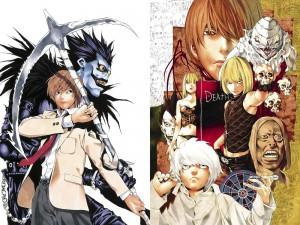 фото страниц Death Note. Black Edition. Книга 6 #4