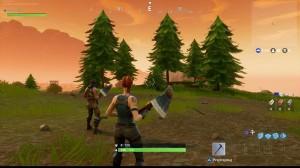 скриншот  Ваучер для скачивания Fortnite PS4 #7
