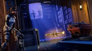 скриншот  Ваучер для скачивания Fortnite PS4 #5