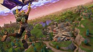 скриншот  Ваучер для скачивания Fortnite PS4 #8