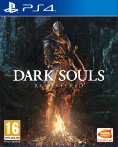 игра Dark Souls: Remastered PS4 - Русская версия