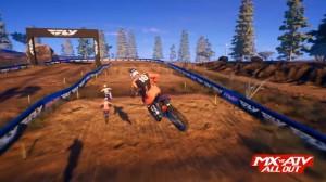 скриншот MX VS ATV ALL OUT PS4 #2