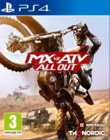 игра MX VS ATV ALL OUT PS4