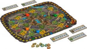 фото Настольная игра Bombat Game 'Dino Land' (4820172800224) #2