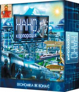 Настольная игра Bombat Game 'НАНО корпорация'
